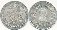 &Ouml;sterreich 20 Kreuzer 1797 G Pr&auml;gefrisch Franz II. 149,99 EUR 