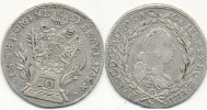 &Ouml;sterreich 20 Kreuzer 1765 S.K.P.D. ss+ Franz I. 39,99 EUR 