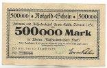500ooo Mark 10.August 1923 Sachsen Oederan gebraucht III+  39,99 EUR  Excl. 7,00 EUR Verzending