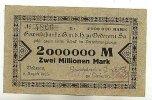 2 Mio. Mark 8.August 1923 Sachsen Oederan gebraucht III  39,99 EUR  zzgl. 4,00 EUR Versand