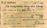 500ooo Mark 2.Aug. 1923 Sachsen Lobstädt, Gewerkschaft Viktoria stark g... 29,99 EUR  Excl. 4,00 EUR Verzending