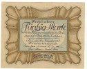 50 Mark 30.November 1918 Deutschland Ro.57b gebraucht III+  39,99 EUR  Excl. 7,00 EUR Verzending