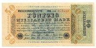 50 Mrd.Mark 10.Oktober 1923 Deutschland Ro.117b leicht gebraucht II+  34,99 EUR  Excl. 7,00 EUR Verzending
