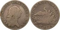 1 Taler 1771 Preussen Friedrich II. s-ss  89,00 EUR  zzgl. 6,90 EUR Versand