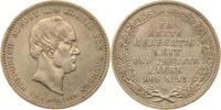 1/3 Taler 1854 Sachsen Friedrich August II. auf den Tod ss-vz  39,00 EUR  zzgl. 6,90 EUR Versand