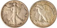 USA Half Dollar USA, Half Dollar, 1920, Walking Liberty, vz+