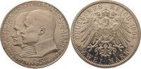 2 Mark 1904 Hessen Ernst Ludwig 1892-1918. Polierte Platte, Vorderseite... 275,00 EUR kostenloser Versand