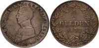 1/2 Gulden 1838 Hessen-Homburg Ludwig 1829-1839. Schöne Patina. Vorzügl... 275,00 EUR kostenloser Versand
