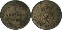 Kreuzer 1840 Hessen-Homburg Philipp 1839-1846. Schöne Patina. Vorzüglic... 425,00 EUR kostenloser Versand