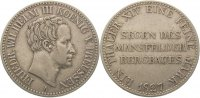 Brandenburg-Preuen Bergbautaler Friedrich Wilhelm III. 1797-1840.