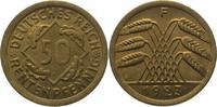50 Rentenpfennig 1923  F Weimarer Republik  Fast Stempelglanz  275,00 EUR kostenloser Versand