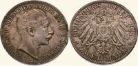 2 Mark 1911  A Preußen Wilhelm II. 1888-1918. Schöne Patina. Vorzüglich... 45,00 EUR