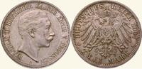 2 Mark 1907  A Preußen Wilhelm II. 1888-1918. Vorzüglich - Stempelglanz  45,00 EUR