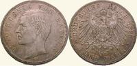 5 Mark 1895  D Bayern Otto 1886-1913. Schöne Patina. Vorzüglich - Stemp... 375,00 EUR