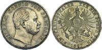 Taler 1867  A Brandenburg-Preußen Wilhelm I. 1861-1888. Vorzüglich - St... 125,00 EUR  zzgl. 4,00 EUR Versand