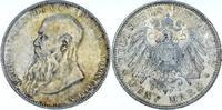 5 Mark 1908  D Sachsen-Meiningen Georg II. 1866-1914. Schöne Patina. Fa... 875,00 EUR kostenloser Versand