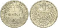 1 Mark 1894  G Kleinmünzen  Sehr schön  60,00 EUR  zzgl. 4,00 EUR Versand
