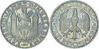 3 Mark 1928  D Weimarer Republik  Fast Stempelglanz  675,00 EUR kostenloser Versand