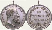 Tragbare Verdienstmedaille 1891-1918 Württemberg Wilhelm II. 1891-1918.... 45,00 EUR  zzgl. 2,00 EUR Versand