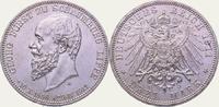 3 Mark 1911  A Schaumburg-Lippe Georg 1893-1911. Stempelglanz  225,00 EUR kostenloser Versand