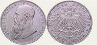 2 Mark 1913  D Sachsen-Meiningen Georg II. 1866-1914. Vorzüglich - Stem... 750,00 EUR kostenloser Versand