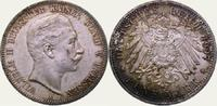 5 Mark 1907  A Preußen Wilhelm II. 1888-19...