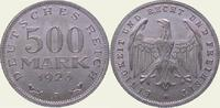 500 Mark 1923  A Weimarer Republik  Stempelglanz  10,00 EUR  zzgl. 2,00 EUR Versand