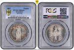 PCGS certified Taler 1862 Frankfurt, Stadt  PCGS MS 64+  375,00 EUR kostenloser Versand