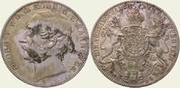 Taler 1864  B Braunschweig-Calenberg-Hannover Georg V. 1851-1866. Fleck... 200,00 EUR kostenloser Versand