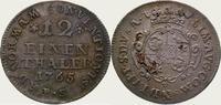 1/12 Taler 1765  BS Lippe-Detmold Simon August 1734-1782. Sehr schön  50,00 EUR  zzgl. 2,00 EUR Versand
