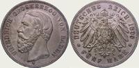5 Mark 1899  G Baden Friedrich I. 1856-1907. Sehr schön - vorzüglich  225,00 EUR kostenloser Versand
