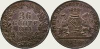36 Grote 1864 Bremen, Stadt  Feine Tönung, vorzüglich - Stempelglanz  175,00 EUR  zzgl. 4,00 EUR Versand