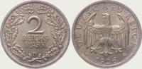 2 Mark 1926  D Weimarer Republik  Fast Stempelglanz  55,00 EUR  zzgl. 4,00 EUR Versand