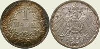 1 Mark 1910  A Kleinmünzen  Stempelglanz  45,00 EUR  zzgl. 2,00 EUR Versand