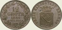 12 Grote 1859 Bremen, Stadt  Fast Stempelglanz  85,00 EUR  zzgl. 4,00 EUR Versand