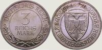 3 Mark 1926  A Weimarer Republik  Polierte Platte. Fast Stempelglanz  325,00 EUR kostenloser Versand