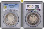 PCGS certified 5 Mark 1903  A Sachsen-Altenburg Ernst 1853-1908. PCGS P... 875,00 EUR kostenloser Versand