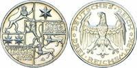 3 Mark 1927  A Weimarer Republik  Polierte Platte. Vorzüglich - Stempel... 250,00 EUR kostenloser Versand