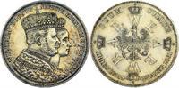 Krönungstaler 1 1861  A Brandenburg-Preußen Wilhelm I. 1861-1888. Schön... 70,00 EUR  zzgl. 4,00 EUR Versand