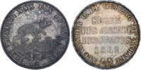 Ausbeutetaler 1862  A Anhalt-Bernburg Alexander Carl 1834-1863. Schöne ... 325,00 EUR kostenloser Versand