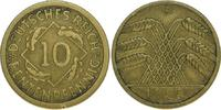 10 Rentenpfennig 1925  F Weimarer Republik  Sehr schön  1675,00 EUR kostenloser Versand