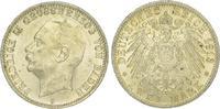 2 Mark 1913  G Baden Friedrich II. 1907-1918. Vorzüglich - Stempelglanz  450,00 EUR kostenloser Versand