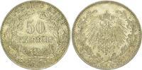 50 Pfennig 1898  A Kleinmünzen  Schöne Patina. Vorzüglich - Stempelglan... 385,00 EUR kostenloser Versand
