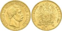 20 Mark Gold 1873  H Hessen Ludwig III. 1848-1877. Vorzüglich - Stempel... 1275,00 EUR kostenloser Versand