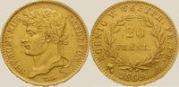 20 Franken Gold 1809  J Westfalen, Königreich Hieronymus Napoleon 1807-... 1350,00 EUR kostenloser Versand