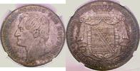 NGC certified Doppeltaler 1855  F Sachsen-Albertinische Linie Johann 18... 675,00 EUR kostenloser Versand