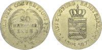 20 Kreuzer 1812  L Sachsen-Coburg-Saalfeld Ernst 1806-1826. Leicht just... 225,00 EUR kostenloser Versand