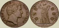 Geschichtsdoppeltaler 1837 Bayern Ludwig I. 1825-1848. Schöne Tönung. W... 575,00 EUR kostenloser Versand
