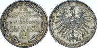Doppelgulden 1855 Frankfurt, Stadt  Schöne Patina. Fast Stempelglanz  285,00 EUR kostenloser Versand