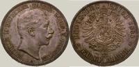 5 Mark 1888  A Preußen Wilhelm II. 1888-1918. Schöne Patina. Winz. Krat... 1150,00 EUR kostenloser Versand
